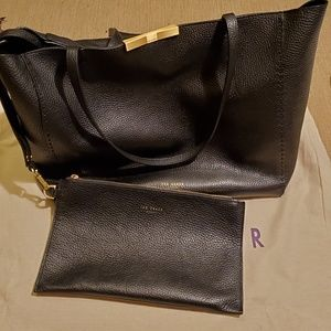 Ted Baker Bags - TED BAKER CAULLIE TOTE & POUCH SET
